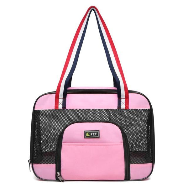 HODY Deluxe Pet Carrier The Store Bags Pink