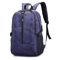 REO Military College Student Backpack The Store Bags Blue