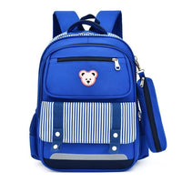 BAANS Preschool Backpack The Store Bags Blue