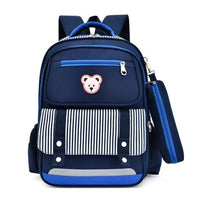BAANS Preschool Backpack The Store Bags Light Blue