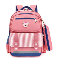 BAANS Preschool Backpack The Store Bags Pink