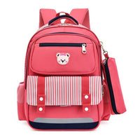 BAANS Preschool Backpack The Store Bags Light Pink