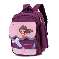 OLIV Grade School Bag The Store Bags Purple Pink