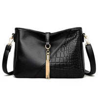 Small Leather Shoulder Purse The Store Bags Black