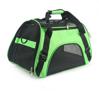 WODDY Soft Sided Pet Carrier The Store Bags Green S