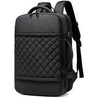 TSB FLY USB Backpack The Store Bags Gray