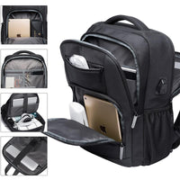 BANGE Professional USB Backpack The Store Bags