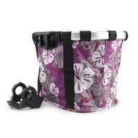 WOOFY Pet Bicycle Carrier The Store Bags Purple