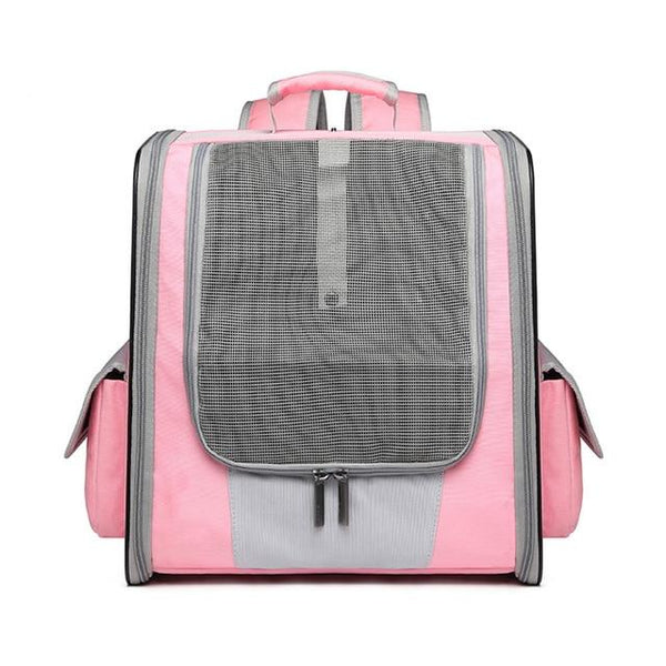 CANA Around Pet Carrier Backpack The Store Bags pink 34x28x38cm