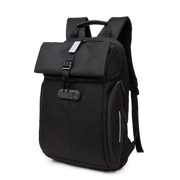 MEILAN Men's Business Backpack The Store Bags Black