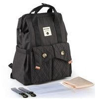 INSULAR Baby Travel Backpack The Store Bags Black