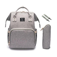 AVA Diaper USB Backpack The Store Bags Grey United States