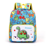 Dinosaur Kindergarten School Backpack The Store Bags Green