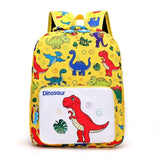 Dinosaur Kindergarten School Backpack The Store Bags Yellow