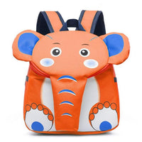 Elephant Kindergarten School Backpack The Store Bags Orange