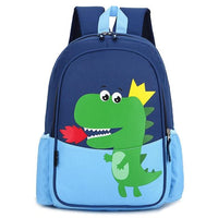 BABYBAG Dinosaur Kindergarten Backpack The Store Bags Blue