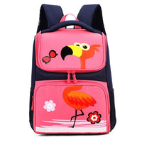 BANS Elementary Student Backpack The Store Bags Flamingo