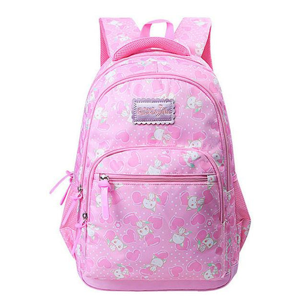 KNAPSA Elementary School Backpack The Store Bags Pink
