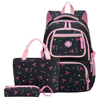 MADY Elementary School Backpack The Store Bags Black