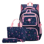 MADY Elementary School Backpack The Store Bags Deep Blue