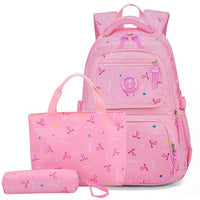 MADY Elementary School Backpack The Store Bags Pink