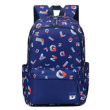 JANSY Elementary School Backpack The Store Bags deep blue