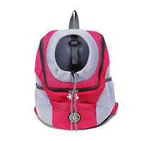 KENNEL ODO Pet Carrier Backpack The Store Bags Rose red M