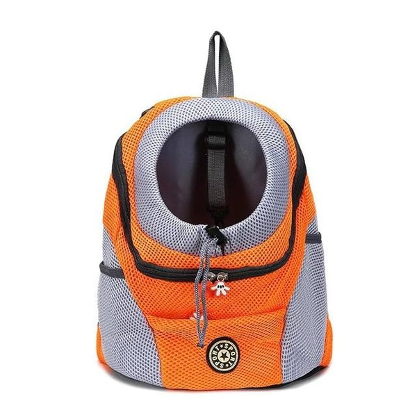 KENNEL ODO Pet Carrier Backpack The Store Bags Orange M