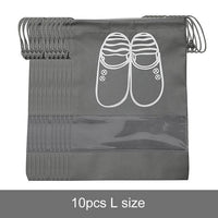 TSB Shoes Storage Bag The Store Bags L-Gray