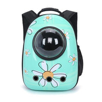 Pet Carrier Space Capsule The Store Bags Blue