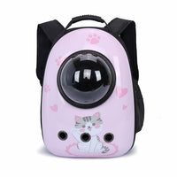 CANA Cartoon Pet Carrier Backpack The Store Bags Pink