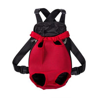 Pet Front Pack Carrier The Store Bags Red L