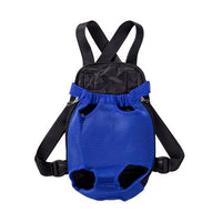 Pet Front Pack Carrier The Store Bags Blue L