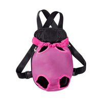 Pet Front Pack Carrier The Store Bags Pink L