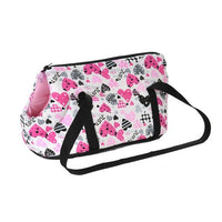 WOOFY HAPPY Pet Carrier The Store Bags without fur 4 S 40 x 18 x 20 CM