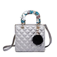 Small Quilted Crossbody Bag The Store Bags Silver