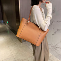 Women's Leather Tote Business Bag The Store Bags