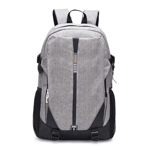 ROVA USB Charging Tool Backpack The Store Bags Gray