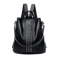 POABA Petite Backpack The Store Bags Black