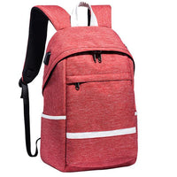 MEILUN College Student Backpack The Store Bags Red