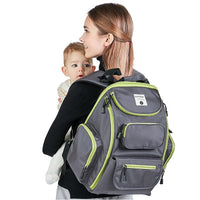 INSULAR Diaper Bag Backpack The Store Bags