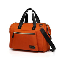 TSB Diaper Bag For Twins The Store Bags Orange