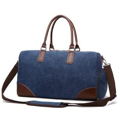 TSB Travel Bag Duffle - Dark Blue - The Store Bags