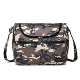 TSB Small Messenger Diaper Bag The Store Bags Camouflage