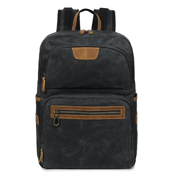 DC MEILUN Men's Business Backpack The Store Bags Black