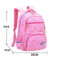 School Backpack With Dividers TSB - The Store Bags