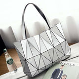 TSB Geometric Women's Shoulder Bag - The Store Bags