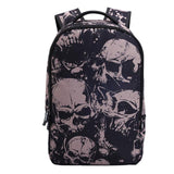 TSB Skull School Backpack The Store Bags Style B