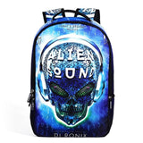 TSB Skull School Backpack The Store Bags Style E