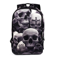 TSB Skull School Backpack The Store Bags Style F